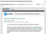 Social Media Announcement Email Template 6 Creative Ways to Combine social Media and Email