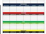 Social Media Calendar Template 2017 social Media Calendar Excel Template Calendar Monthly