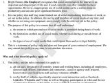 Social Media Guidelines Template social Media Policy social Media Policy Template