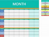 Social Media Planning Calendar Template social Media Calendar Template Shatterlion Info
