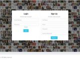 Social Network Profile Template 15 social Network Bootstrap themes Templates Free