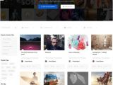 Social Networking Sites Templates PHP 24 social Media Website themes Templates Free