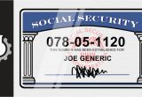 Social Security Card Change Name social Security Cards Explained