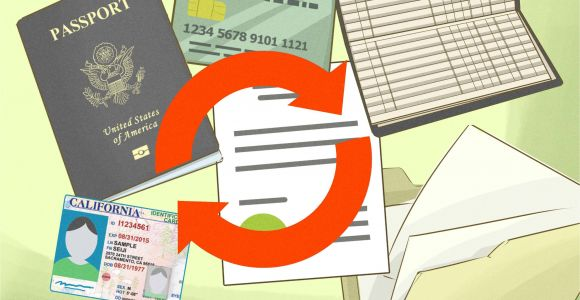 Social Security Card Name Change 3 Ways to Change Your Name Wikihow
