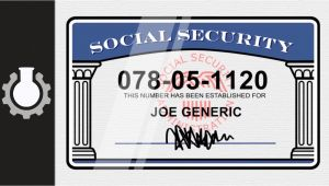 Social Security Card Name Change form social Security Cards Explained