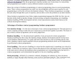 Software Developer Employment Contract Template 8 Core Advantages Of Contract Programming In the software