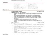 Software Engineer Resume Examples Best Remote software Engineer Resume Example Livecareer