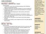 Software Engineer Resume Github Lead software Developer Resume Samples Qwikresume