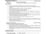 Software Engineer Resume Linkedin Embedded software Engineer