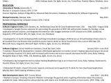 Software Engineer Resume Linkedin Resume