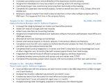Software Engineer Resume .net Senior software Engineer Net Developer R D Manager