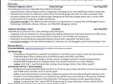 Software Engineer Resume Questions How to Write A Killer software Engineering Resume