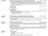 Software Engineer Resume Quora How Did Your Cv Look Like when You Applied for software