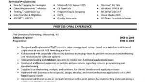 Software Engineer Resume Template Microsoft Word software Engineer Resume Template Microsoft Word