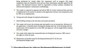 Software Request for Proposal Template 13 software Development Proposal Templates to Download