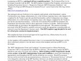 Software Request for Proposal Template Packaged software Rfp Template