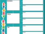 Software Storyboard Template Beautiful Storyboard Examples for Students for Kids and
