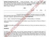 Solar Pv Maintenance Contract Template Interconnection Agreement Templates 12 Free Word Pdf