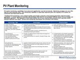Solar Pv Maintenance Contract Template solar Photovoltaic Plant Operating and Maintenance Costs