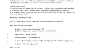 Sole Proprietorship Business Plan Template sole Trader Business Plan Udgereport183 Web Fc2 Com