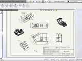 Solidworks Drawing Template Tutorial solidworks Drawing tools Tutorial Drawing Overview