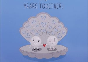 Son and Daughter In Law Anniversary Card 30th Wedding Anniversary Card Pearl Anniversary