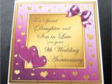 Son and Daughter In Law Anniversary Card Happy 9th Anniversary Quotes Quotesgram by Quotesgram