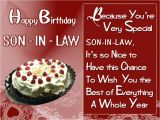 Son In Law Birthday Card Quotes About son In Laws 63 Quotes