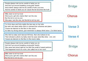 Song Structure Template song Structure Template Image Collections Template