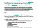 Sow Contract Template Statement Of Work Template Playbestonlinegames