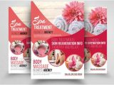 Spa Flyer Templates Free Download 26 Spa Flyers Word Psd Ai Eps format Download Free