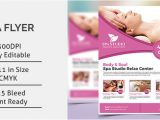 Spa Flyer Templates Free Download Spa Flyer Template