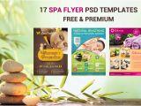 Spa Flyers Templates Free 17 Spa Flyer Psd Templates Free Premium Designyep