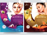 Spa Flyers Templates Free Deluxe Spa Promotion Flyer V1 Flyer Templates Creative