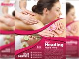 Spa Flyers Templates Free Spa Beauty Flyer Template by Aam360 Graphicriver