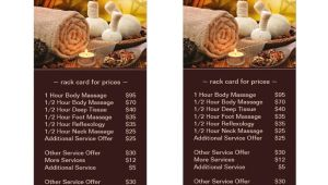Spa Menu Of Services Template 22 Spa Menu Templates Psd Eps Free Premium Templates