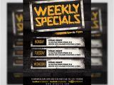 Specials Flyer Template Weekly Specials Flyer Template Flyerheroes