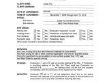 Spokesperson Contract Template 20 Snow Plowing Contract Templates Google Docs Pdf