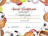 Sports Certificates Templates Free Download Sports Certificate for Ms Word Download at Http