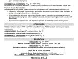 Sports Resume Template Sports and Coaching Resume Sample Professional Resume