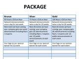 Sports Team Sponsorship Proposal Template 19 Sample Sponsorship Proposal Templates Sample Templates