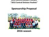 Sports Team Sponsorship Proposal Template Team Sponsorship Proposal Templates 10 Free Word Pdf