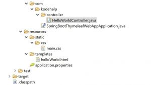 Spring Boot Thymeleaf Email Template Example Web Application with Spring Boot and Thymeleaf Example