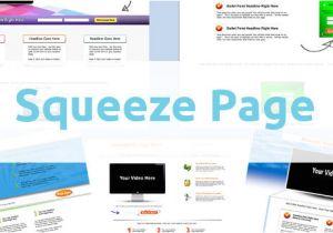 Squeeze Page Templates WordPress Che Cos E La Squeeze Page Eranuovaweb It