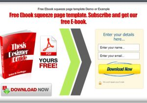Squeeze Page Templates WordPress Squeeze Page Template Alfonso Striano Web Marketing E
