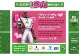 St Jude Valentine Day Card Target S Facebook Campaign Combines the Super Bowl and