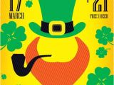 St Patrick Day Flyer Template Free Download 20 Awesome Free Party Flyers Utemplates