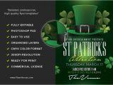 St Patrick Day Flyer Template Free St Patrick 39 S Day Flyer Template 3 Flyerheroes