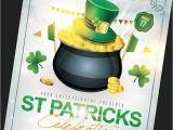 St Patrick Day Flyer Template Free St Patrick 39 S Day Flyer Templates for Photoshop Flyerheroes