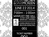 Stag and Doe Ticket Templates Stag Doe Ticket Simple Tear Ticket by Lindsaybrowndesigns